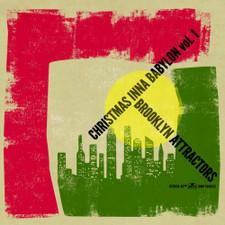 "Brooklyn Attractors - Xmas Inna Babylon - 7"" Vinyl"
