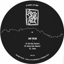 "Ian Tocor - Elia - 12"" Vinyl"