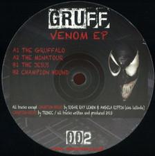 "Sugar Ray Lemon & Angela Rippin - Venom - 12"" Vinyl"