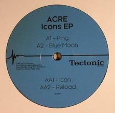 """Acre - Icons Ep - 12"""" Vinyl"""