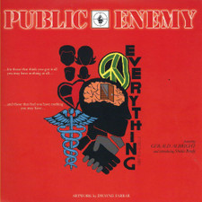 "Public Enemy - Everything - 7"" Vinyl"