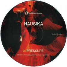 "Nausika - Pressure / Hidden Traits - 12"" Vinyl"