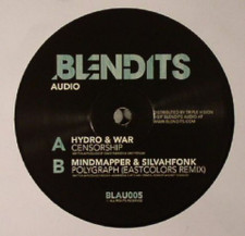"Various Artists - Censorship / Polygraph - 12"" Vinyl"