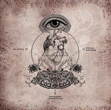 """Victor Santana & DJ Skull - Different Connections - 12"""" Vinyl"""