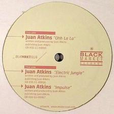 """Juan Atkins - Electric Jungle - 12"""" Vinyl"""