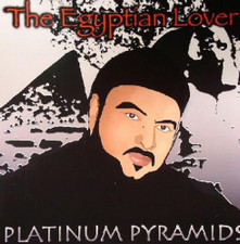Egyptian Lover - Platinum Pyramids - 2x LP Vinyl