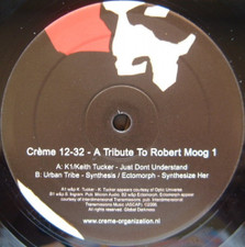 "Various Artists - Tribute to Moog Vol 1 - 12"" Vinyl"