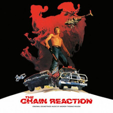 The Chain Reaction - 1980 Original Soundtrack - LP Vinyl
