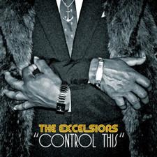 The Excelsiors - Control This - 2x LP Vinyl