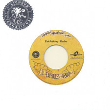 "Pad Anthony / Metric Man - Murder / Man A Rebel - 7"" Vinyl"