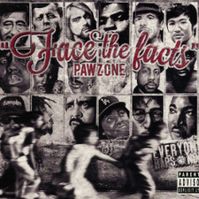 Pawz One - Face The Facts - LP Vinyl