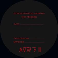 """Moon B - III - 12"""" Vinyl"""