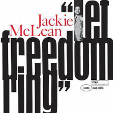 Jackie McLean - Let Freedom Ring - LP Vinyl