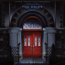 Cliff Martinez - The Knick (Cinemax Original Series Soundtrack) - 2x LP Vinyl