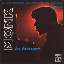 Thelonious Monk - Monk In France - LP Vinyl