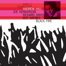 Andrew Hill - Black Fire - LP Vinyl