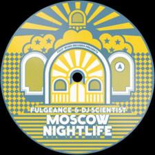 "Fulgeance & Dj Scientist - Moscow Nightlife - 7"" Vinyl"