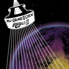 """Nu Sound II Crew / Magnus II - Split - 12"""" Vinyl"""