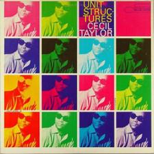 Cecil Taylor - Unit Structures - LP Vinyl