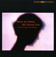 Bill Evans Trio - Waltz For Debby - LP Vinyl