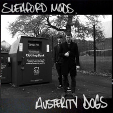 Sleaford Mods - Austerity Dogs - LP Vinyl
