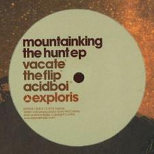 "Mountainking - The Hunt Ep - 12"" Vinyl"
