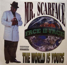 Scarface - The World Is Yours - 2x LP Vinyl