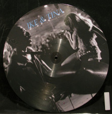 """Ike & Tina Turner - On The Road - 12"""" Vinyl Picture Disc"""