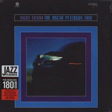 The Oscar Peterson Trio - Night Train - LP Vinyl