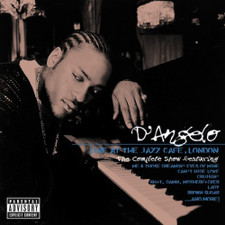 D'Angelo - Live At The Jazz Café, London - 2x LP Vinyl