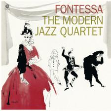 The Modern Jazz Quartet - Fontessa - LP Vinyl