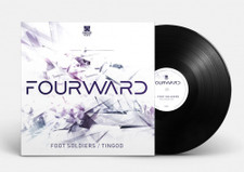 "Fourward - Foot Soldiers - 12"" Vinyl"