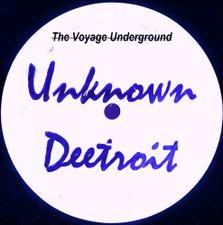 """Deetroit - The Voyage Underground - 12"""" Vinyl"""