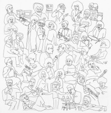 Romare - Projections - 2x LP Vinyl