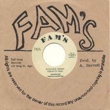 "Ashanti Wah / Familyman - Elegant Shape / Dub - 7"" Vinyl"