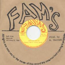 "Familyman & Knotty Roots - Distant Drums - 7"" Vinyl"
