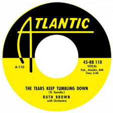 "Ruth Brown - Tears Keep Tumbling Down - 7"" Vinyl"