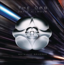 The Orb / David Gilmour - Metallic Spheres - 2x LP Vinyl