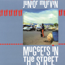 Jr. Murvin - Muggers in the Street - LP Vinyl
