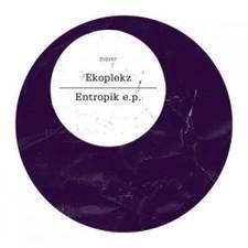 """Ekoplekz - Entropik Ep - 12"""" Vinyl"""