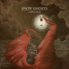 Snow Ghosts - A Wrecking - LP Vinyl