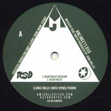 """AMJ & RDS - Heartbeat - 12"""" Vinyl"""