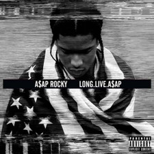 A$AP Rocky - Long.Live.A$AP - 2x LP Vinyl