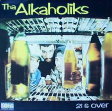 Tha Alkaholiks - 21 & Over - LP Vinyl
