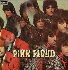 Pink Floyd - Piper at the Gates of Dawn - LP Vinyl