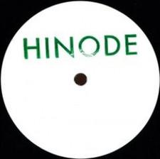 "Hinode - Science Fiction Recordings 001 - 12"" Vinyl"