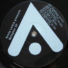 """Kenny Larkin - Metaphor - 12"""" Vinyl"""