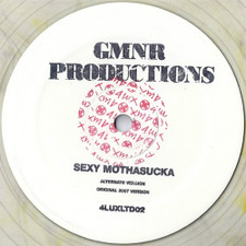 "GMNR Productions - Sexy Mothasucka - 12"" Clear Vinyl"