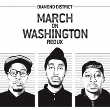 Diamond District - March On Washington Redux - LP Vinyl+7""