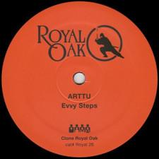 "Arttu - Envy Steps - 12"" Vinyl"